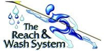 the reach and wash system logo